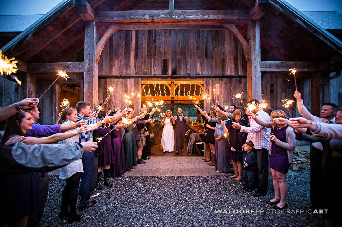 Pure Water Farm - Barn Wedding Venue - Smoky Mountain ...