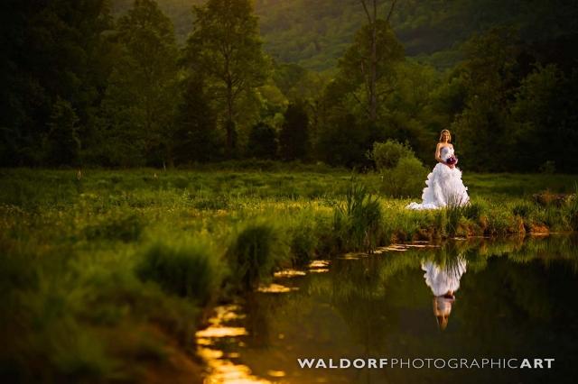 Outdoor Wedding Venue in Knoxville